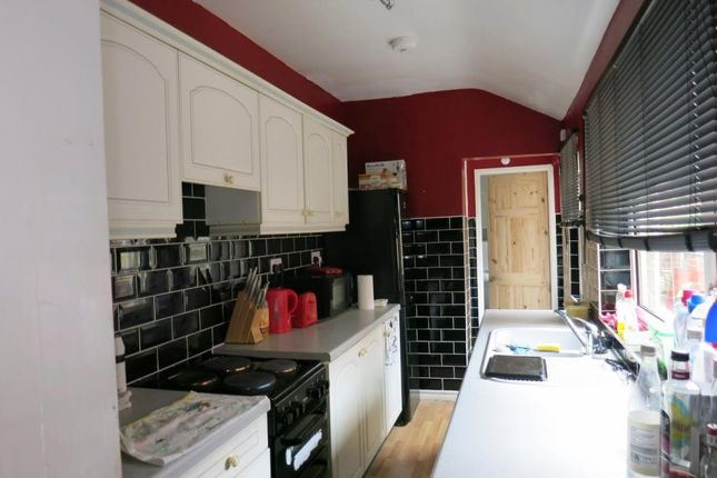 Thumbnail Terraced house to rent in Sincil Bank, Lincoln