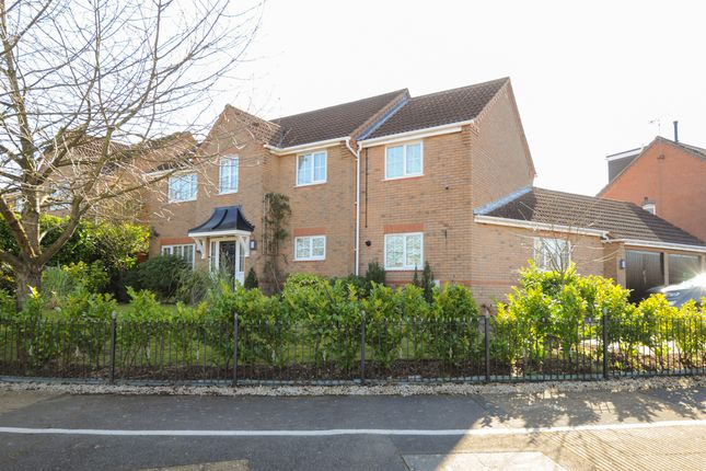 Thumbnail Detached house for sale in Prestwold Way, Hasland, Chesterfield