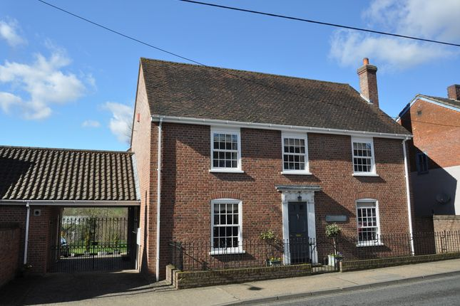 4 bed detached house for sale in Benton Street, Hadleigh, Ipswich