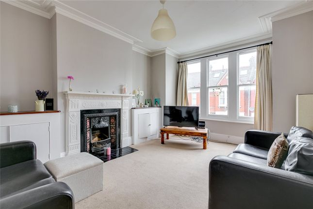 Thumbnail Maisonette for sale in Yukon Road, London