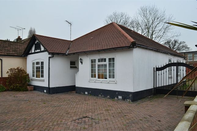 Thumbnail Detached bungalow to rent in Beechcroft Gardens, Wembley, Greater London