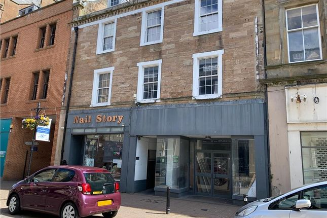 Thumbnail Retail premises for sale in 106-110 High Street, Ayr