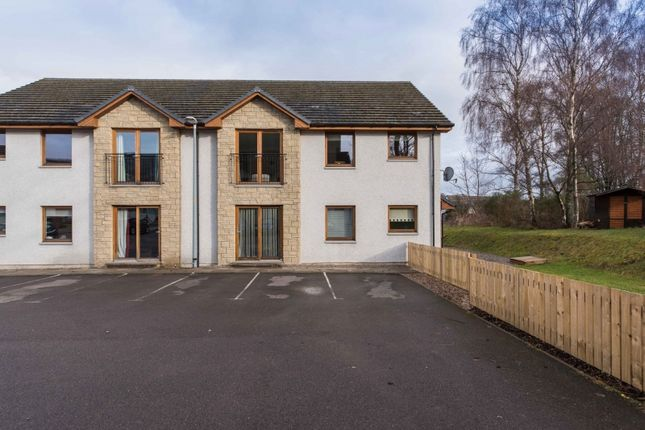 Thumbnail Flat for sale in West Way, Muir Of Ord, Highland