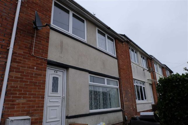 Thumbnail Terraced house for sale in Treharne Road, Barry, Vale Of Glamorgan