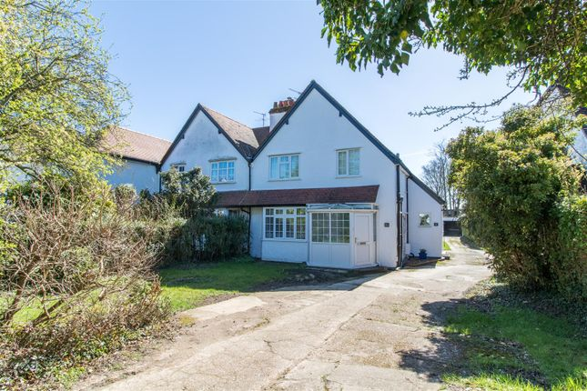 Thumbnail Flat for sale in Norton Road, Letchworth Garden City