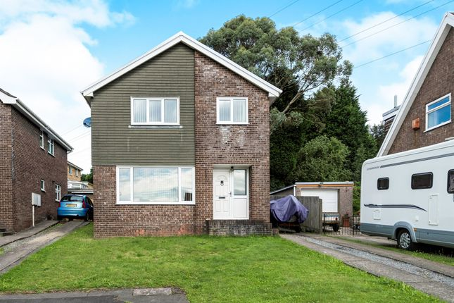 Detached house for sale in Lon Penfro, Cwmrhydyceirw, Swansea