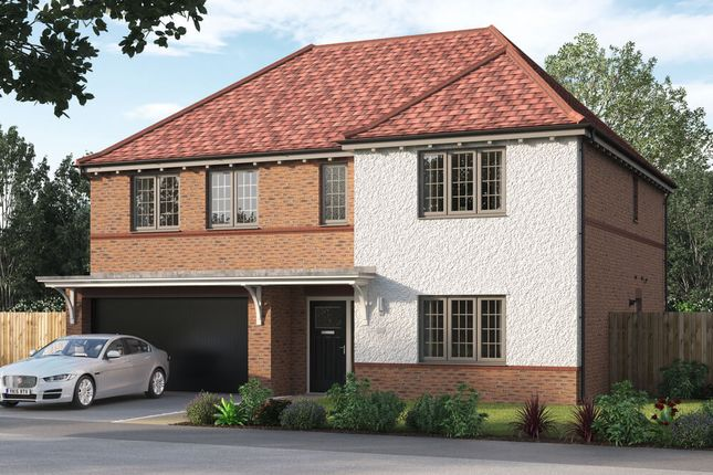 "Thumbnail Detached house for sale in ""The Kelham"" at Measham Close, Market Harborough"