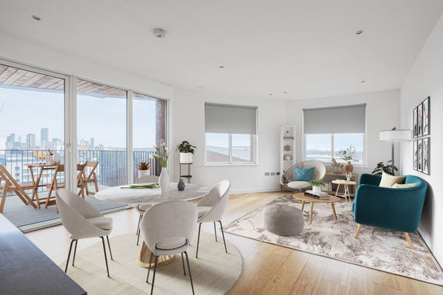 Thumbnail Flat for sale in Navigation Road, Bow, London