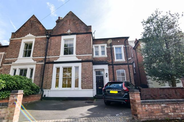 Thumbnail Semi-detached house to rent in Warwick Place, Leamington Spa