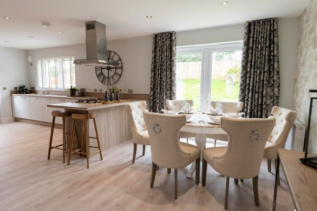 "4 bedroom detached house for sale in Plot 24 ""The Islay"" Auchneagh Gardens, Greenock"
