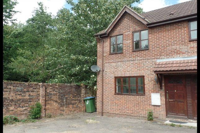 Thumbnail Semi-detached house for sale in Percy Road, Regents Park, Southampton