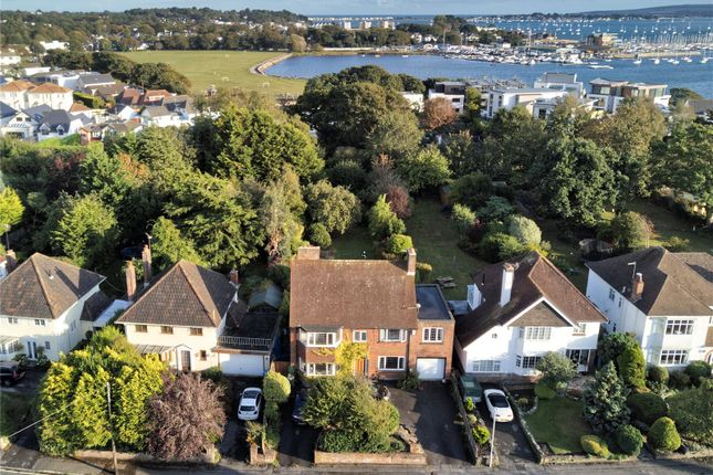 Thumbnail Detached house for sale in Orchard Avenue, Whitecliff, Poole, Dorset