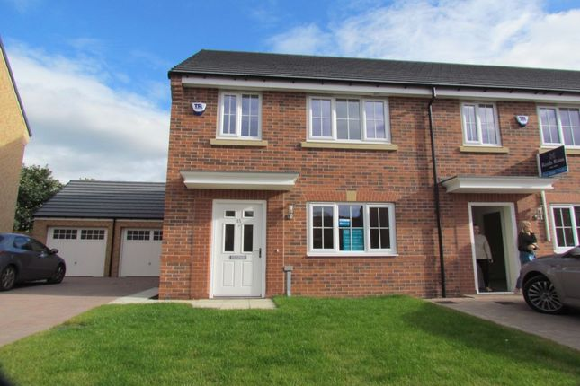 3 bed terraced house for sale in Jefferson Grove, Seaton Delaval, Whitley Bay