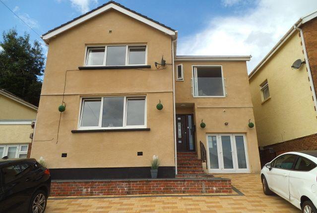 Thumbnail Detached house for sale in Pascoe's Avenue, Bridgend