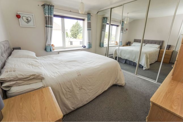 Bedroom One of Robert Cecil Avenue, Mansbridge, Southampton SO18