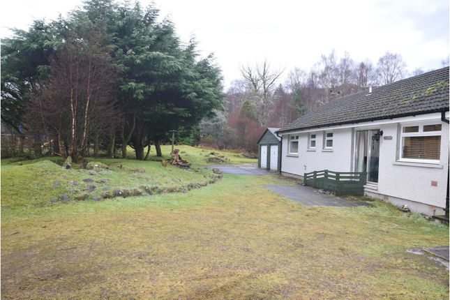 Thumbnail Detached bungalow for sale in Glenmoriston, Inverness