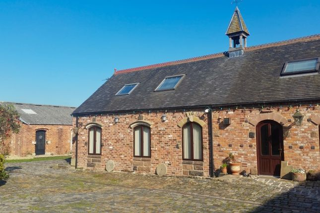 Thumbnail Studio to rent in Oak Bank Barns, Heatley Lane, Nantwich