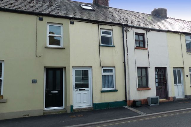 1 bed terraced house to rent in Games Hospital, Church Street, Brecon LD3