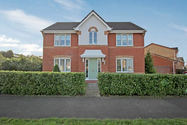 Thumbnail Detached house for sale in The Fairways, Winsford