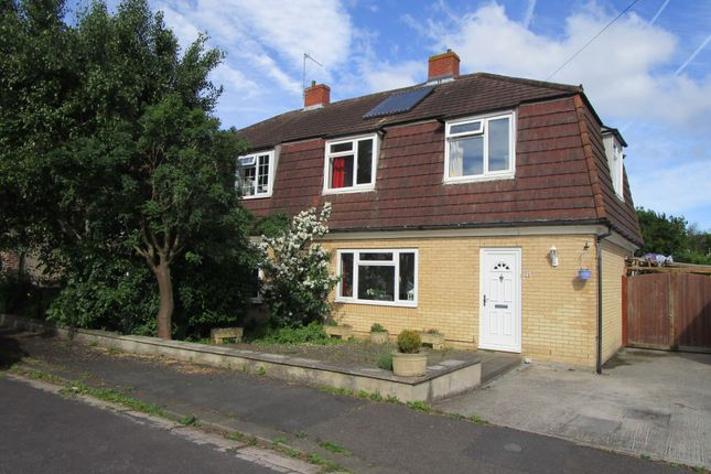 Thumbnail Semi-detached house to rent in Withey Close West, Westbury-On-Trym, Bristol