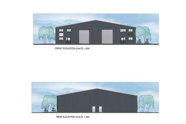 Thumbnail Light industrial for sale in Units & D2, Rotherhill Business Park, Thorpe Road, Melton Mowbray