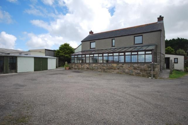 Thumbnail Detached house for sale in Redruth, Cornwall