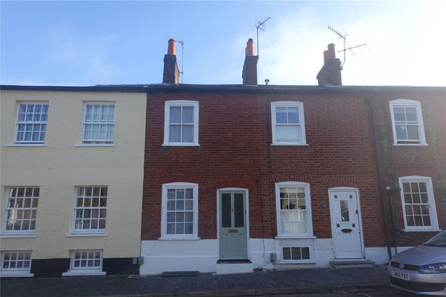 2 bed terraced house for sale in Lower Dagnall Street, St. Albans, Hertfordshire