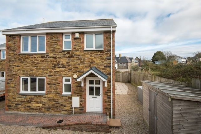 Thumbnail Detached house for sale in East End, Redruth