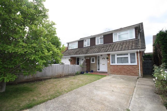 Thumbnail Semi-detached house for sale in Mayfield Gardens, Brentwood