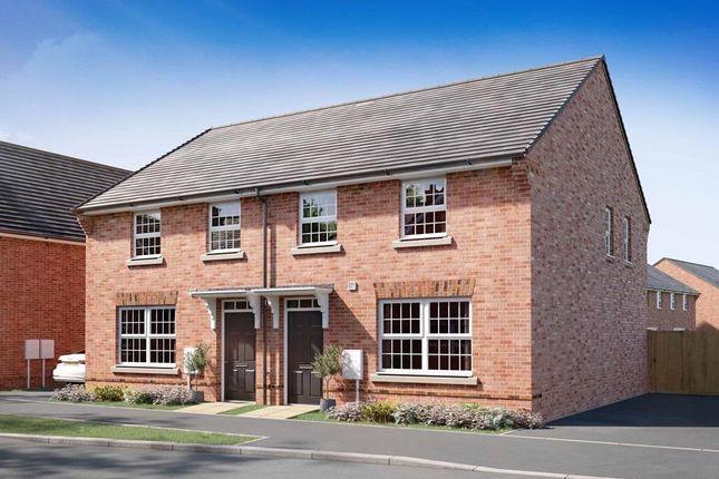 "3 bed semi-detached house for sale in ""Archford"" at Briggington, Leighton Buzzard LU7"