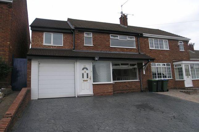 Thumbnail Semi-detached house for sale in Crendon Road, Rowley Regis