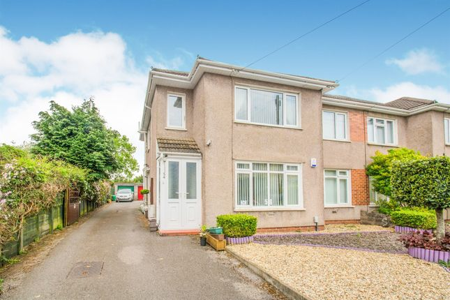 Thumbnail Flat for sale in Lon Y Celyn, Whitchurch, Cardiff