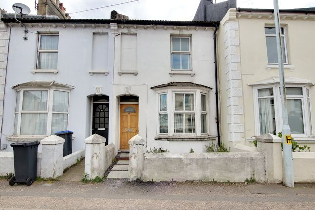 2 bed terraced house for sale in Tarring Road, Worthing, West Sussex BN11
