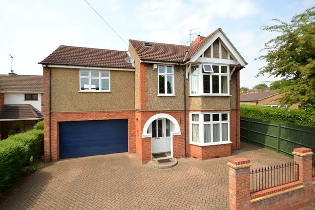 Thumbnail Detached house for sale in Boughton Green Road, Kingsthorpe, Northampton