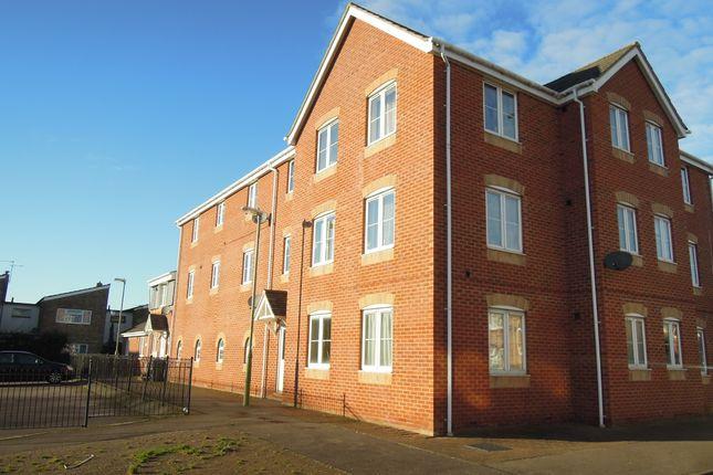 Thumbnail Flat to rent in Epsom Close, Stevenage, Hertfordshire