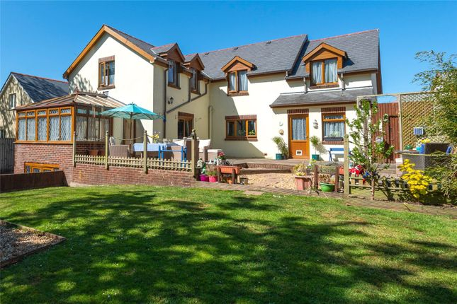 Thumbnail Detached house for sale in Blackbridge Drive, Milford Haven, Pembrokeshire