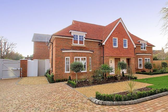 2 bed semi-detached house for sale in Old Bakery Gardens, Whyke Lane, Chichester