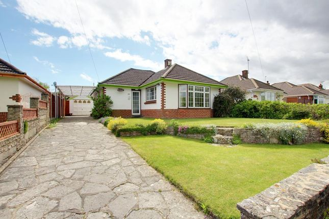 Thumbnail Detached bungalow to rent in Bloxworth Road, Poole