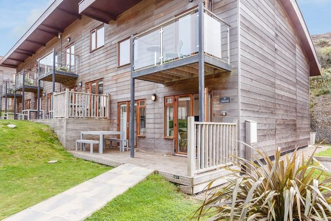 Thumbnail End terrace house for sale in Towan Valley, Porthtowan, Truro