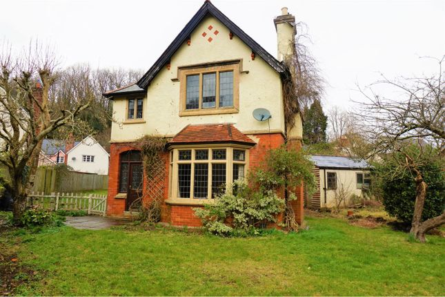 Thumbnail Detached house for sale in Roadwater, Watchet
