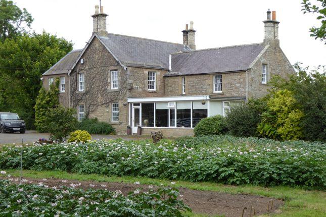 Thumbnail Detached house for sale in Whitemire Farm, Duns, Berwickshire