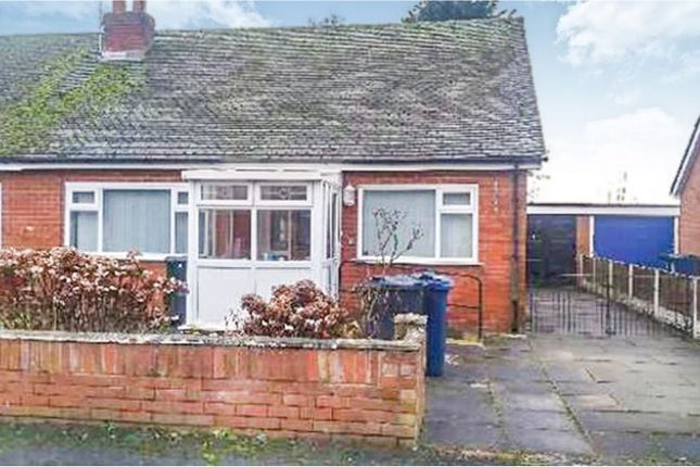 Thumbnail Semi-detached bungalow for sale in Everard Close, Ormskirk