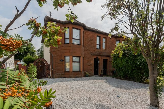 Thumbnail Semi-detached house for sale in 96 Arkleston Road, Paisley