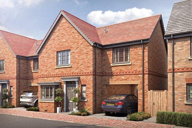 Thumbnail End terrace house for sale in Plot 31, Shepherds Mews, Shefford