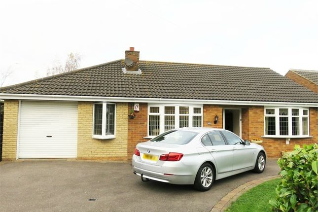 Thumbnail Detached bungalow for sale in Everingtons Lane, Skegness, Lincolnshire