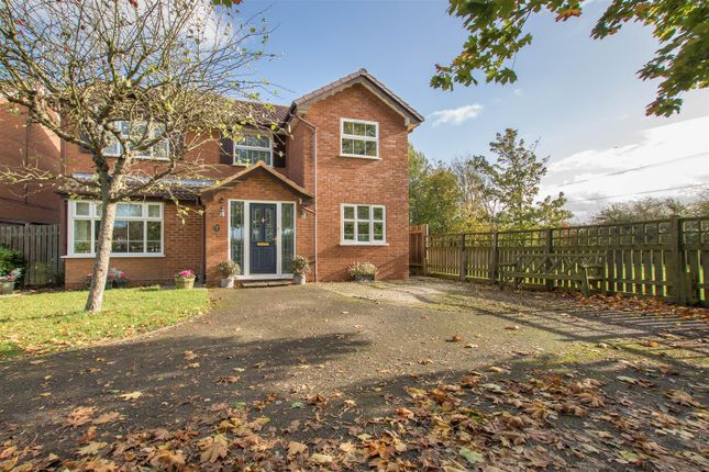 Thumbnail Detached house for sale in Diane Close, Aylesbury