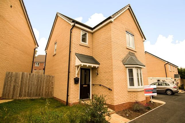 Thumbnail Detached house for sale in Old Tannery Way, Ross-On-Wye