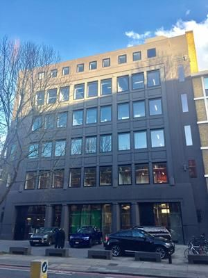 Thumbnail Office to let in Edison Building, 223-231, Old Marylebone Road, London