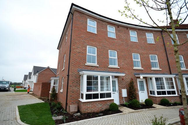 Thumbnail Property to rent in Birmingham Drive, Aylesbury