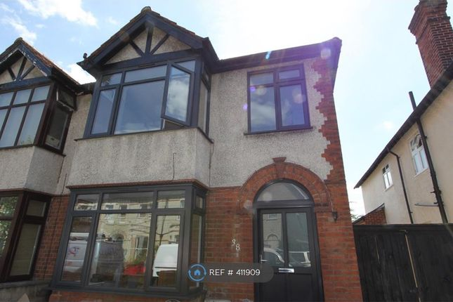 Thumbnail Semi-detached house to rent in St Andrew's Road, Cambridge